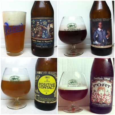 The Baron has tried 39 Dogfish Head brews to date. Fanboy? Do people still say that?