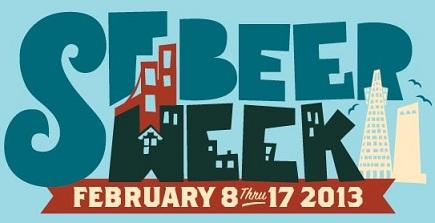 San Francisco Beer Week 2013