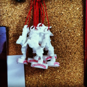 Celebrator goats